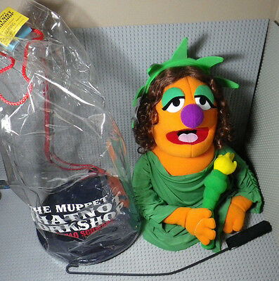 Statue of Liberty - The Muppet Whatnot Workshop - FAO SCHWARZ