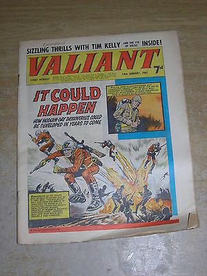 Valiant 14th January 1967
