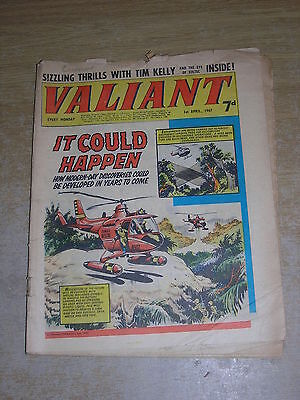 Valiant 1st April 1967