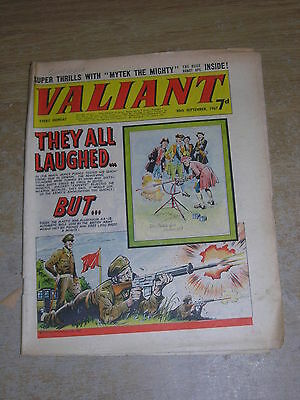 Valiant 30th September 1967