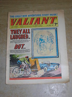 Valiant 3rd June 1967