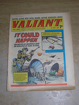 Valiant 8th April 1967