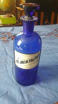 Apothacary Bottle