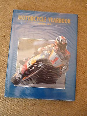 Motorcycle  Racing Year Book 1998-1999  Brand New Superbikes