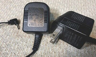 PH37 (2) VTech / AT&T UA0603 Adapter Power Supply Charger 6V 300mA - LOT OF 2