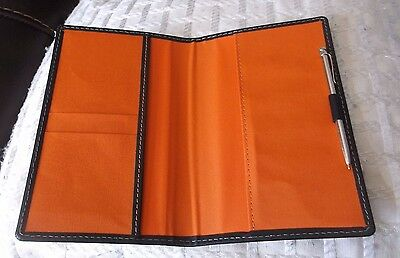 Coutts Leather Folder / Wallet