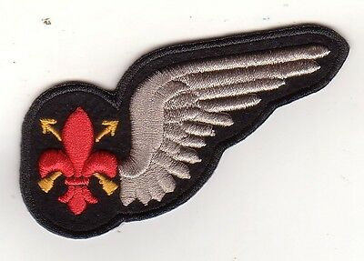 Air Scout British Pathfinders (RESA?) patch badge