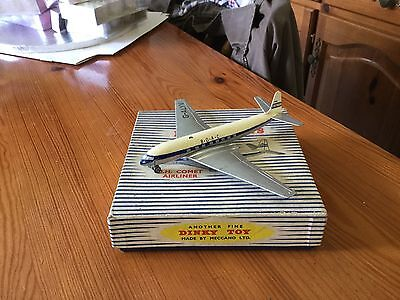 Dinky DH Comet Airliner 702  in original box.