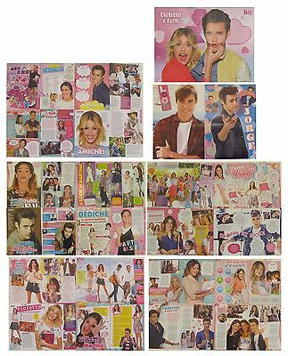 Violetta / Martina Stoessel COLLECTION 43 - clippings/posters/pagine #nv14