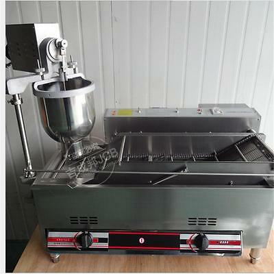 Automatic Gas Bread Donut Machine, Commercial Gas-type Multi-Nautical Machine