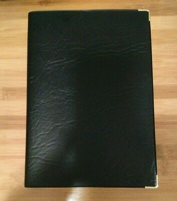 Midori MD Notebook A5 With Black Leatherette Cover