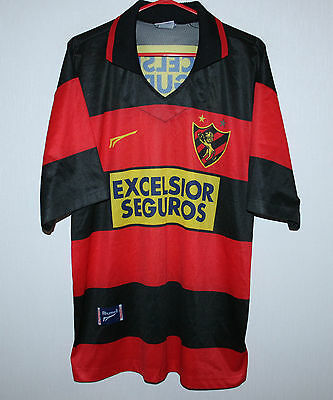 Vintage Sport Club Do Recife Brazil home shirt #10