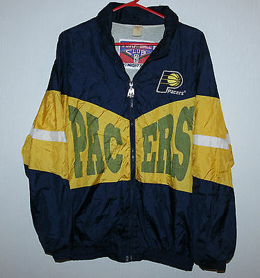 Vintage Indiana Pacers NBA jacket Size XL