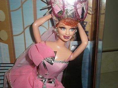 """2006 Barbie Coll. I LOVE LUCY """"Lucy Gets in Pictures""""   Episode 116"""