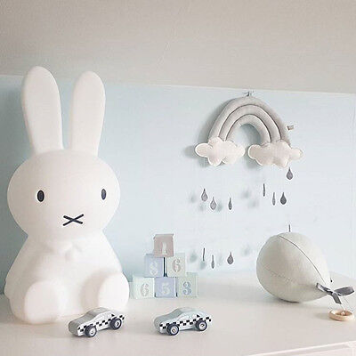 Decoration Props Toy Raining Cloud Water Drop Baby Bed Boy Baby's Room
