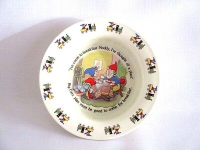 """Royal  Stafford  """" Noddy Collection  """" Childs Breakfast Bowl"""