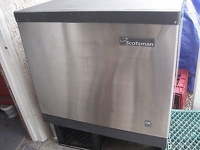 ICE MACHINE SCOTSMAN CME 506 - AS  ( maker only )