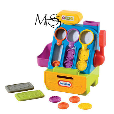 Little Tikes Cash Register Count and Play Cash Register  *   Brand New