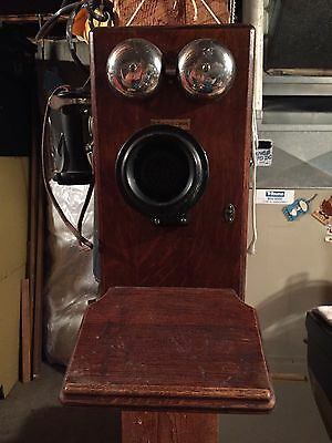 Vintage Northern Electric Wall Phone