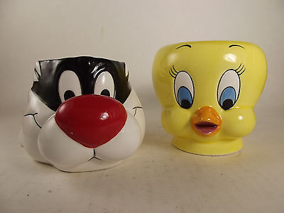 Sylvester And Tweety 3D Mugs