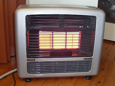 RINNAI GRADUATE MK2 Natural GAS HEATER
