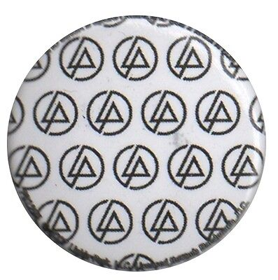 Linkin Park LP design 1 inch Button Pin Badge Grunge Punk alternative