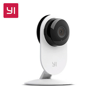 YI Home Camera 720P HD Video Monitor IP Wireless Network Surveillance Security N