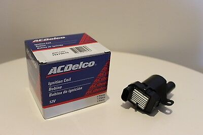 ACDelco LS2  truck coil, round design. suit LS1 LS7. Big ignition power