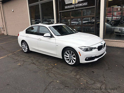 2016 BMW 3-Series 328i xDrive 328i xDrive 3 Series Luxury Line  X Drive  Heated Leather Seats  Navigation