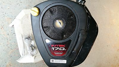 John Deere Briggs & Stratton 17Hp Ohv Intek Engine / From L100 Tractor / 31F707