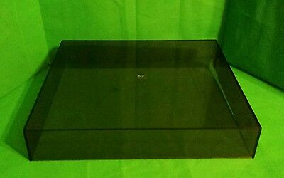 Dual 1249 Turntable Dustcover