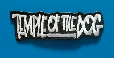 TEMPLE OF THE DOG  R&R TRIBUTE BAND Iron Or Sewn On 4 Inch Patch Free Ship