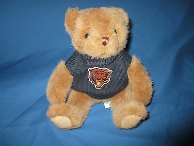 Teddy Bear with Chicago Bears Sweater