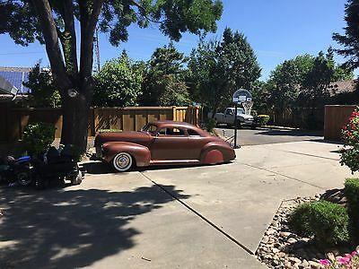 1941 Chevrolet Other  1941 Chevy kustom chopped taildragger hot rod rat rod sled