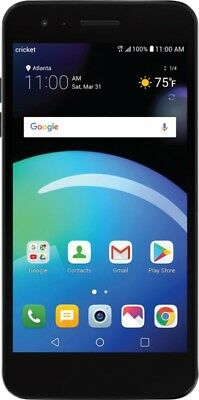 """Brand New Unlocked Cricket LG Risio 2 4G LTE 5"""" Android Smartphone Fast Shipping"""