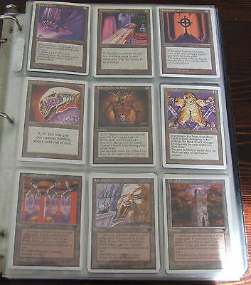 Magic the Gathering - Bulk Lot 323 cards (1994,1995)