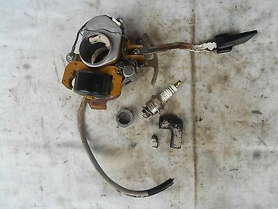 Eska Sears Williams Skipper Outboard Ignition Points Coil 5 Hp Golden Jet