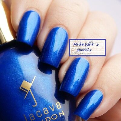 JACAVA London nail colour (Midnight´s Secrets) 12ml NEU&OVP