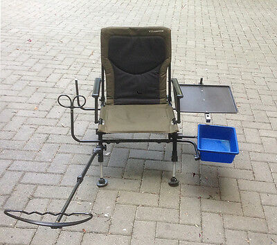 TRABUCCO Genius Specialist Feeder Chair - Sedia per feeder