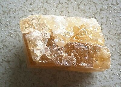 Imperial Topaz loose stone