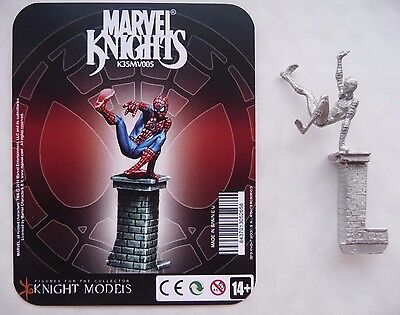 Knight Models - Out Of Production Spider-Man Game Spiderman