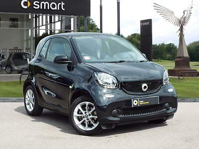 2015 smart ForTwo Coupe 1.0 Passion 2dr Auto Automatic Coupe