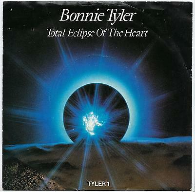"""Bonnie Tyler - Total Eclipse Of The Heart - 7"""" Single"""