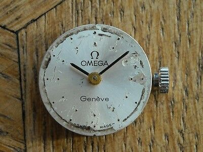 OMEGA movement  Cal.485 for parts.