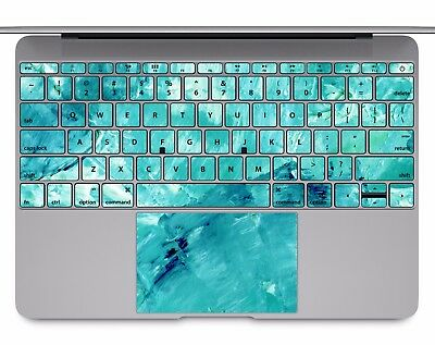 Macbook Pro Air 13 15 keyboard Stickers cover Decal Skins Watercolor paint KB021