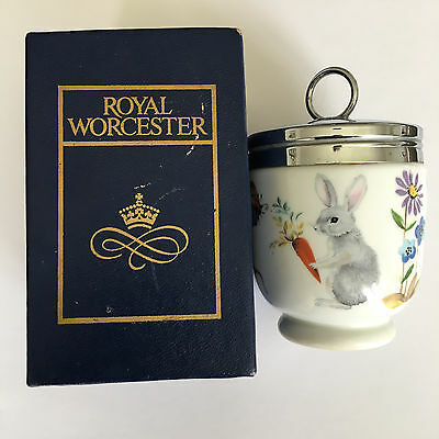 Royal Worcester Egg Coddler 'easter' A Skippety Tale King Size & Boxed