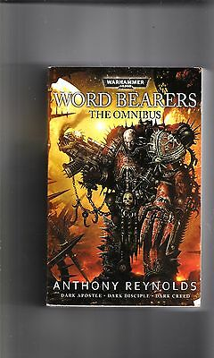 Warhammer 40 000 World Bearers The Omnibus  By Anthony Reynolds