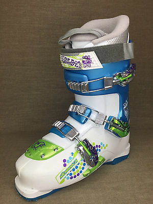 """Nordica """"Ace of Spades"""" Ski Boots As New"""
