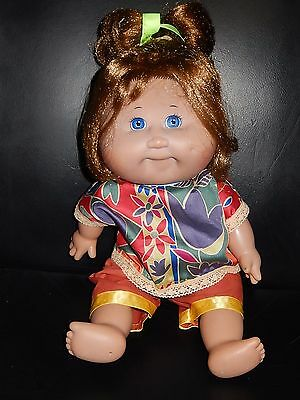 Cabbage Patch Doll Hard Bodied Red hair, Blue eyes 1978-1982
