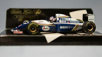 MINICHAMPS Williams Renault FW16 F1 1994-Nigel Mansell-1/43 Scale
